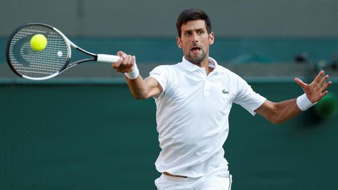 Djokovic - Zeballos: Sức mạnh tuyệt đỉnh (Vòng 2 Wimbledon) - 1