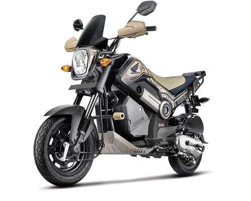 Honda Navi cực bắt mắt trong màu mới, giá chỉ 14,3 triệu đồng - 1