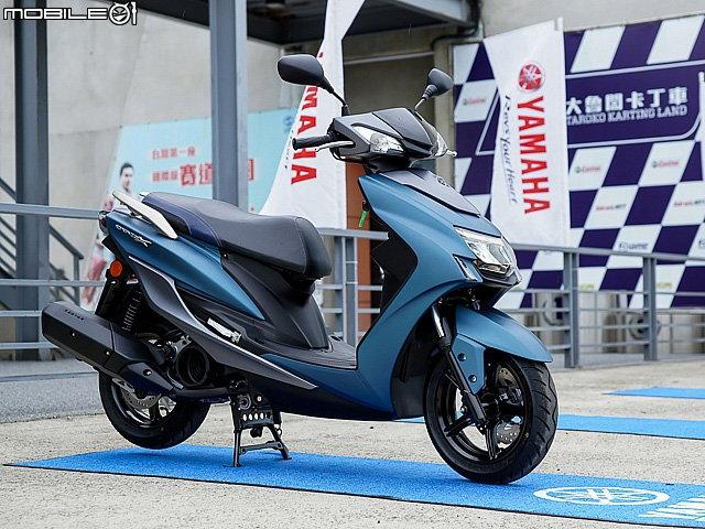 Yamaha Cygnus-X ABS thế hệ 5 ra mắt, giá từ 62 triệu đồng