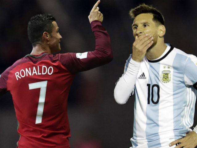 Ronaldo bỏ Real làm ông trùm Juventus: Messi yếu bóng vía núp bóng Barca