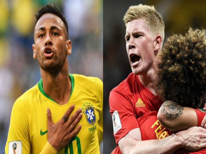 Dự đoán tỷ số World Cup 6/7: Brazil át vía Bỉ, Uruguay thắng Pháp ở hiệp phụ - 1