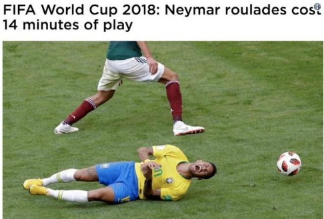 Siêu đại chiến Brazil – Bỉ: Vua ăn vạ World Cup 2018, anh là ai? - 1