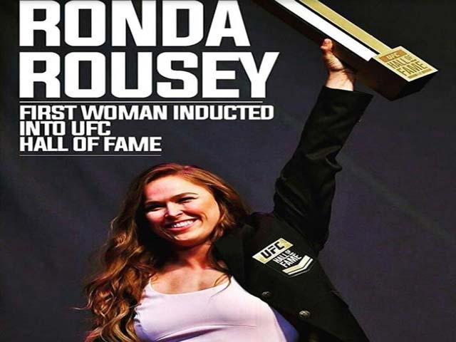Tin thể thao HOT 6/7: Ronda Rousey đi vào lịch sử UFC