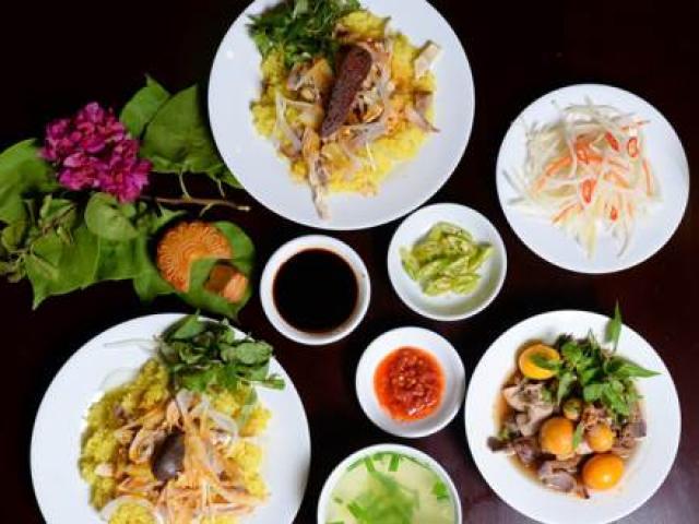 Những quán ăn có thâm niên trên 30 năm ở phố cổ Hội An