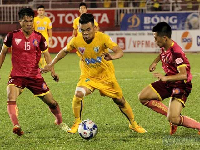 TRỰC TIẾP bóng đá Sài Gòn - Thanh Hóa: Tiến Dũng U23 sẽ bắt chính? (Vòng 18 V-League)