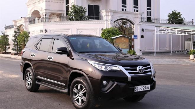 Vượt bài kiểm tra, lô xe Toyota Fortuner nhập Indonesia sắp về Việt Nam - 1