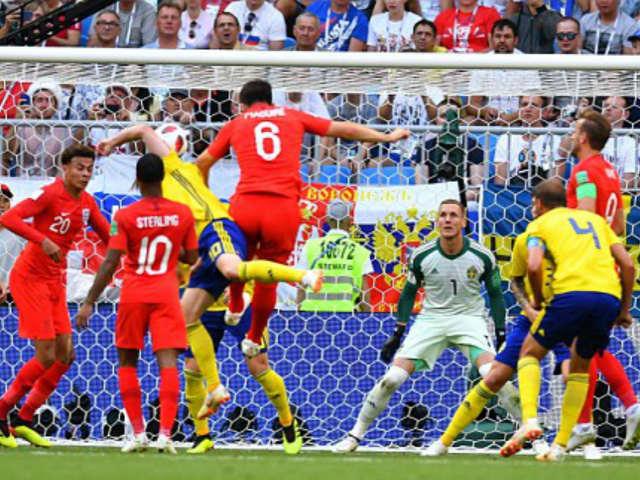 """Độc chiêu ĐT Anh World Cup: Nhân tố MU châm ngòi, """"bê tông"""" Thụy Điển vỡ vụn"""