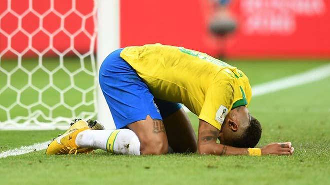 Brazil loại World Cup: Neymar tồi tệ, khó lật Messi - Ronaldo, đừng mơ Bóng vàng! - 1