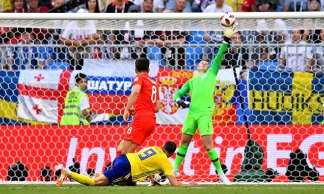 """Tuyển Anh kì tích World Cup 28 năm: """"Đôi tay vàng"""" Pickford - 1"""