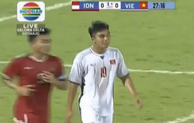 U19 Việt Nam - U19 Indonesia: Đối thủ khó chơi, bi kịch phút 81 - 1