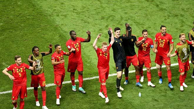 """Bỉ đánh bại Brazil: """"Ông trùm"""" Lukaku truyền lửa, dáng dấp vua châu Âu Ronaldo - 1"""