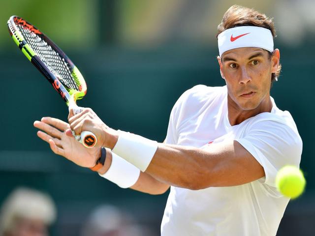 Rafael Nadal - Minaur: Sức mạnh tuyệt đỉnh (V3 Wimbledon)