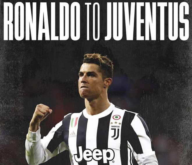 """""""Bom tấn"""" Ronaldo: """"Sếp sòng"""" Juventus ngầm xác nhận, giờ G sắp điểm - 1"""