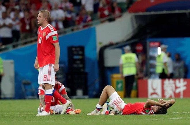 """Nga thua Croatia, dân mạng kinh ngạc lan truyền tờ lịch có khả năng """"tiên tri"""" - 1"""