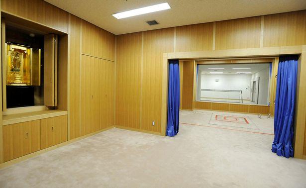 Bên trong căn phòng treo cổ tử tù ở Nhật Bản - 1