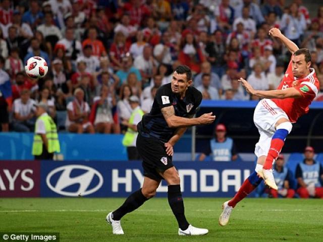 """World Cup, Nga - Croatia: Rượt đuổi siêu kịch tính, """"đấu súng"""" định mệnh"""