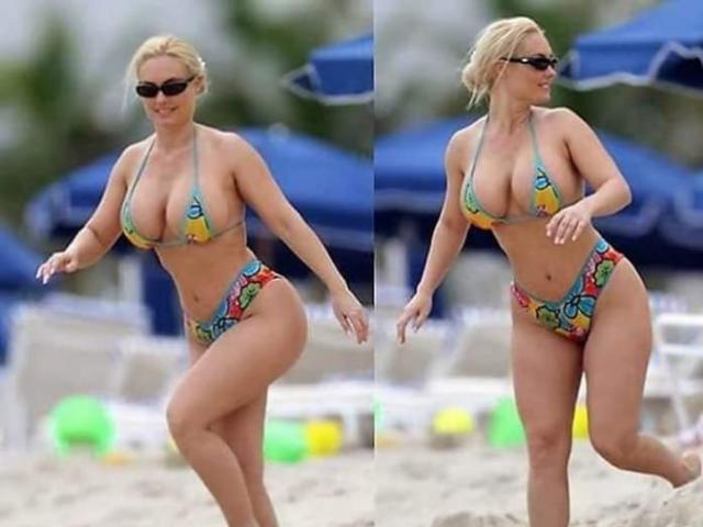 Sự thật về nữ Tổng thống Croatia mặc bikini ở Nga dịp World Cup