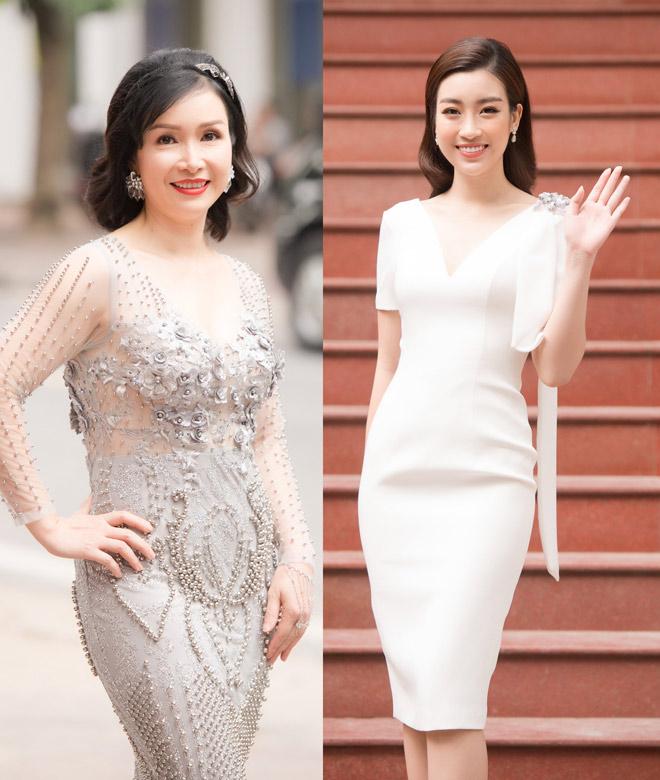 Biên tập viên VTV nổi bật tại Sơ khảo Hoa hậu Việt Nam phía Bắc - 1