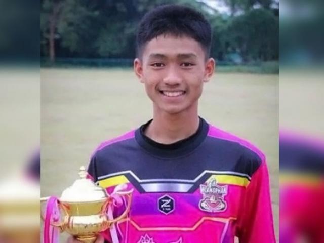 Thành viên đội bóng Thái Lan gây ngạc nhiên về khả năng tiếng Anh