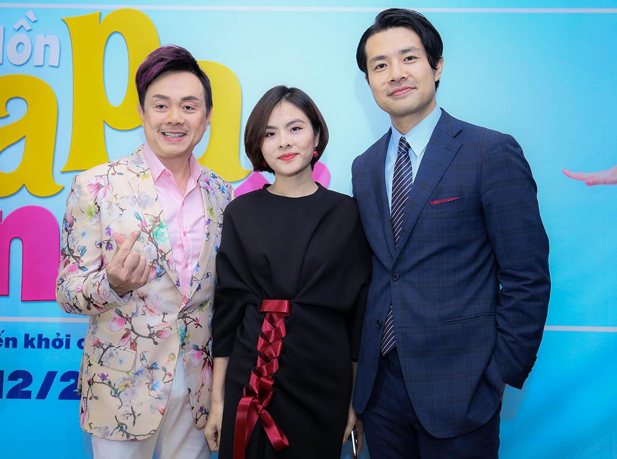 """Vân Trang: """"Tôi chủ động sống với bố mẹ chồng sau khi cưới"""" - 1"""