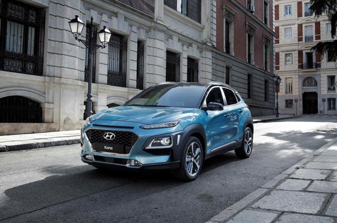 Hyundai Kona lộ thông số kỹ thuật, sắp bán tại Việt Nam - 1