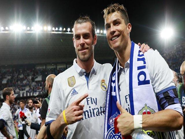 Dải ngân hà Real tan rã? Ronaldo chưa đến Juventus, MU cuỗm nốt Bale