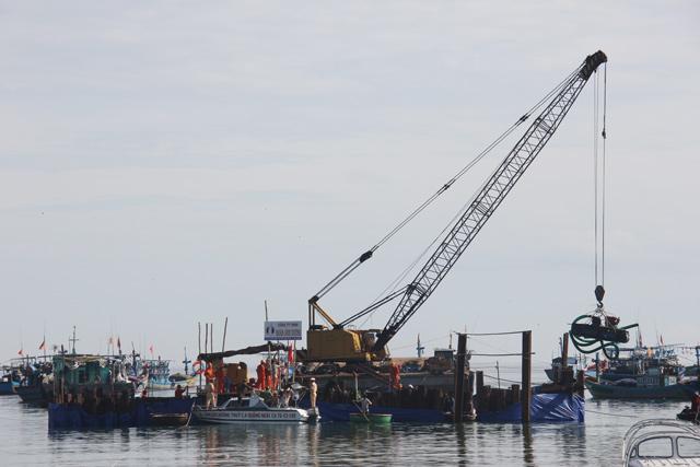 Chi gần 50 tỷ đồng để khai quật tàu cổ tại biển Dung Quất - 1