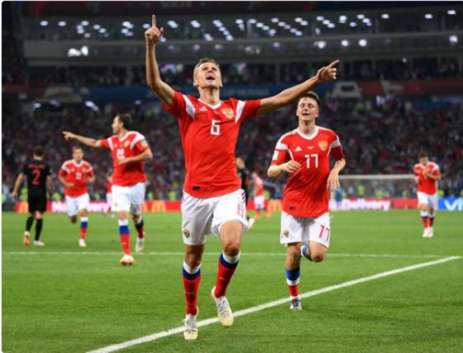 """World Cup, Nga - Croatia: Rượt đuổi siêu kịch tính, """"đấu súng"""" định mệnh - 1"""