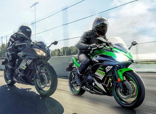 Kawasaki Ninja 650 2019 ra mắt, giá 183 triệu đồng - 1