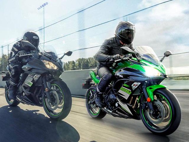Kawasaki Ninja 650 2019 ra mắt, giá 183 triệu đồng