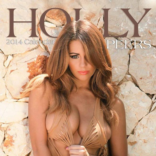 Siêu mẫu Holly Peers cũng từng vướng tin đồn là kẻ thứ ba.