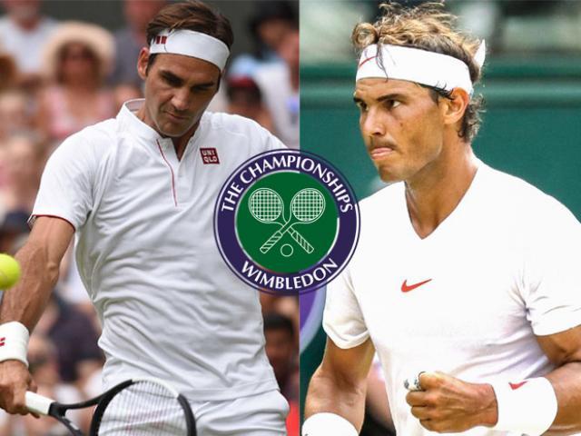 """Bảng xếp hạng tennis 9/7: Federer lỡ số 1, Nadal """"ôm kho báu"""" đến hết năm?"""