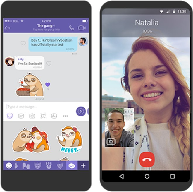Viber công bố tính năng cho phép 1 tỉ người cùng chat nhóm với nhau - 1
