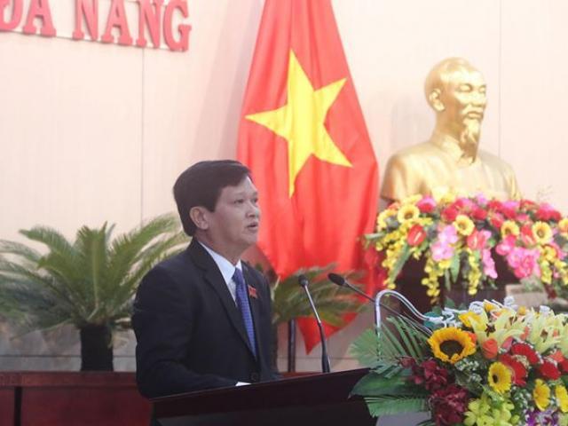 Đà Nẵng có Chủ tịch HĐND mới thay ông Nguyễn Xuân Anh