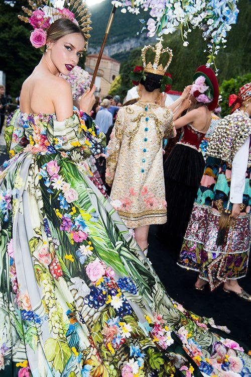 Khu vườn nhiệt đới của Dolce & Gabbana: Lạc rồi chẳng muốn ra! - 1