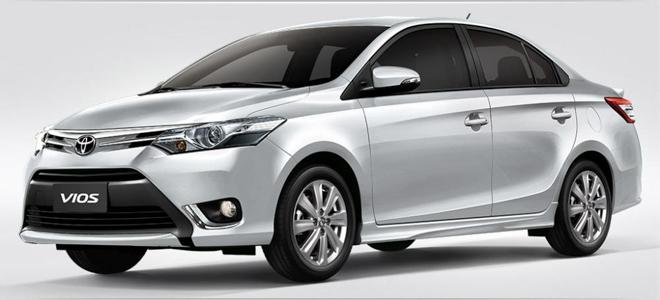 Bảng giá xe Toyota Vios cập nhật mới nhất - 1