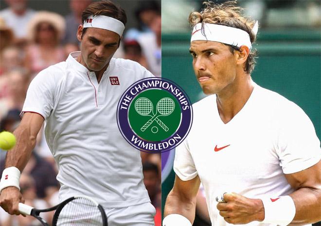 """Bảng xếp hạng tennis 9/7: Federer lỡ số 1, Nadal """"ôm kho báu"""" đến hết năm? - 1"""