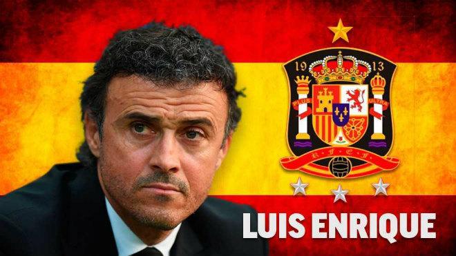 CHÍNH THỨC: Luis Enrique trở thành tân HLV trưởng ĐT Tây Ban Nha - 1