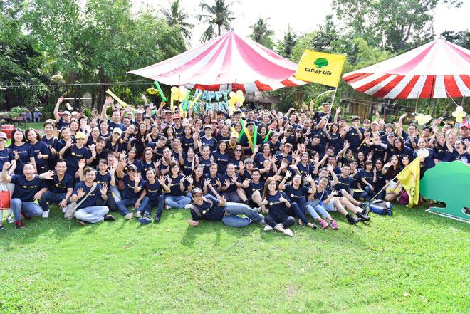 Công ty BHNT Cathay kỉ niệm 10 năm hoạt động tại Việt Nam - 1