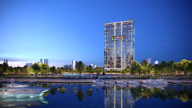 Giá triệu đô, bất động sản ven sông vẫn hút hàng - 1