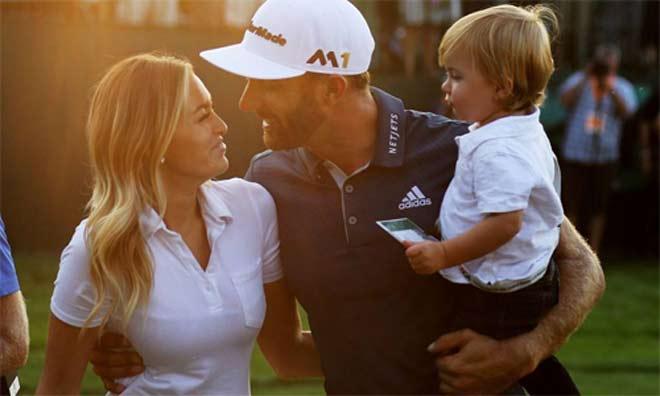 Golf 24/7: Siêu sao thống trị và cô vợ siêu mẫu quyến rũ - 1
