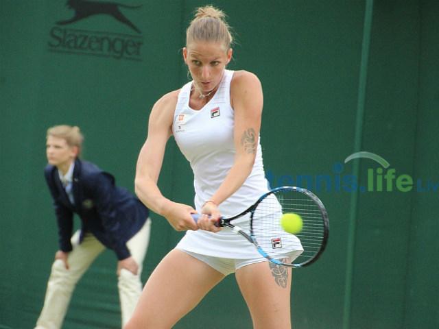 Cập nhật Wimbledon ngày 7: Người đẹp Pliskova dừng bước