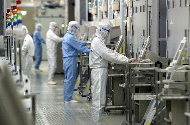 Samsung xây nhà máy sản xuất điện thoại lớn nhất thế giới - 1