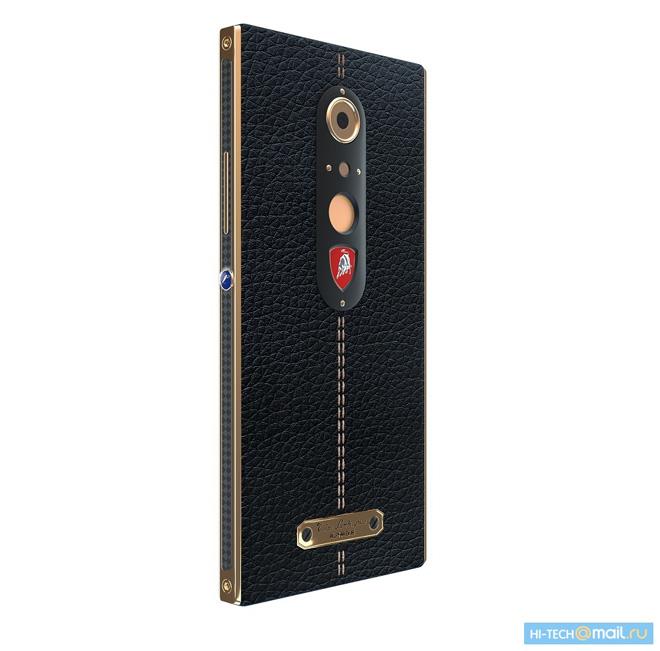 Đánh giá smartphone siêu sang Tonino Lamborghini Alpha One - 1