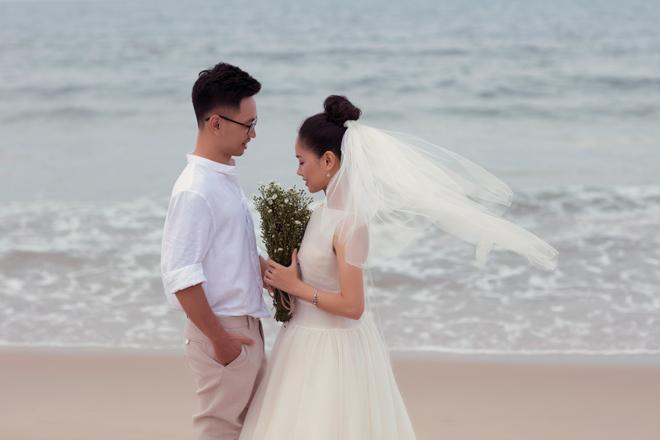 Từ chối đại gia, Hoàng Quyên kết hôn với kiến trúc sư - 1