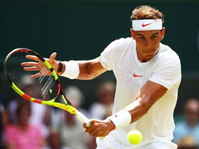 """Nadal - Vesely: Ngổ ngáo đấu """"Bò tót"""" rực lửa (Vòng 4 Wimbledon)"""