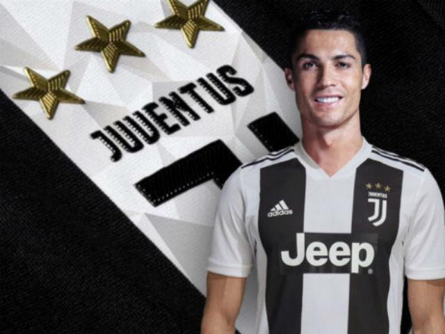 """""""Siêu bom tấn"""" Ronaldo đến Juventus: Bỏ Real 9 năm, CR7 nói gì?"""