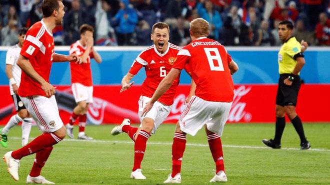 """Rúng động ĐT Nga ở World Cup: Báo Đức tố dùng doping đá như """"lên đồng"""" - 1"""