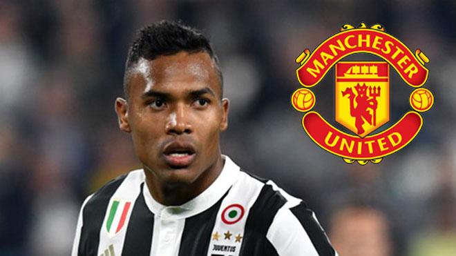 """Chuyển nhượng MU: Juventus """"ra giá"""" thương vụ Alex Sandro - 1"""