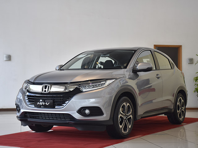 Bộ ảnh thực tế Honda HR-V sắp bán tại thị trường Việt Nam